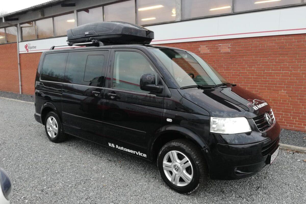 VW Multivan til udlejning