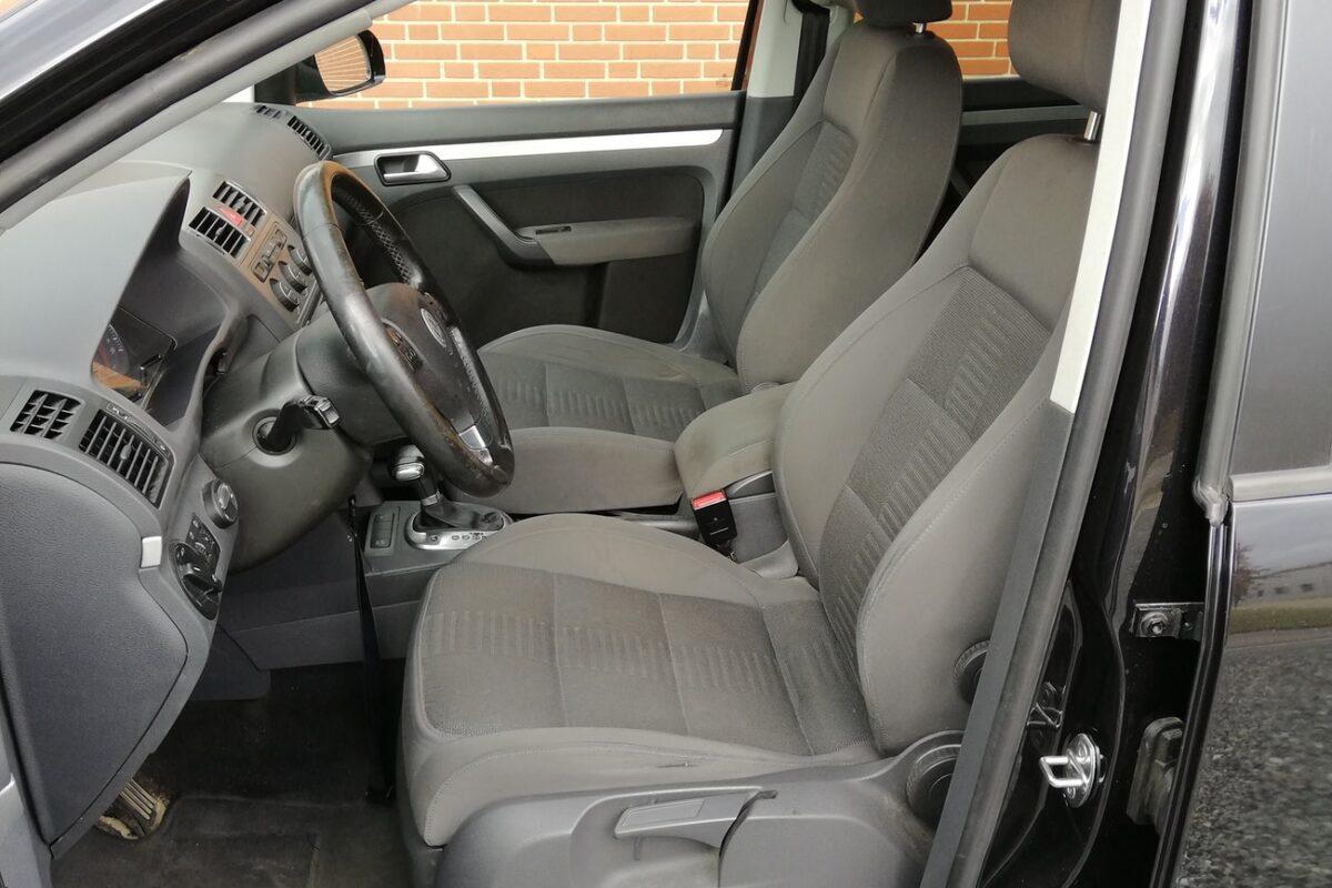 VW Touran til udlejning
